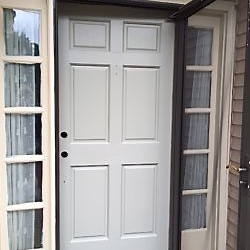Painting the Ugly Door